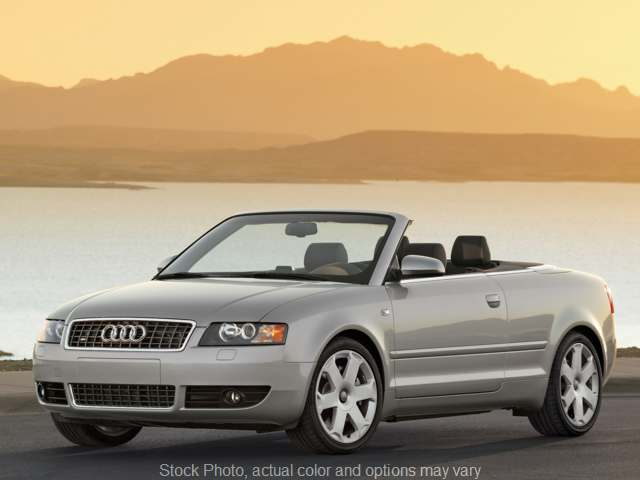2006 Audi S4 2d Cabriolet Auto at The Gilstrap Family Dealerships near Easley, SC