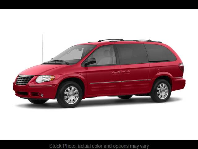 Used 2006  Chrysler Town & Country 4d Wagon Touring Signature at Camacho Mitsubishi near Palmdale, CA