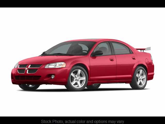 Used 2006  Dodge Stratus 4d Sedan SXT at Shields Auto Center near Rantoul, IL