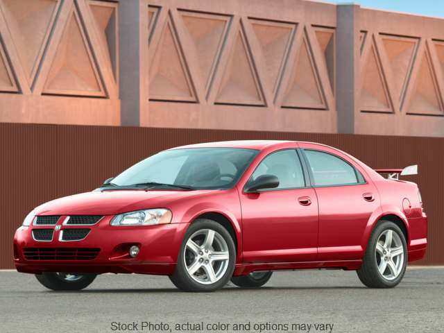 Used 2006  Dodge Stratus 4d Sedan SXT at Shields AutoMart near Paxton, IL
