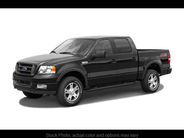 Used 2006  Ford F150 4WD Supercrew XLT 5 1/2 at Mahoney's Auto Mall near Potsdam, NY