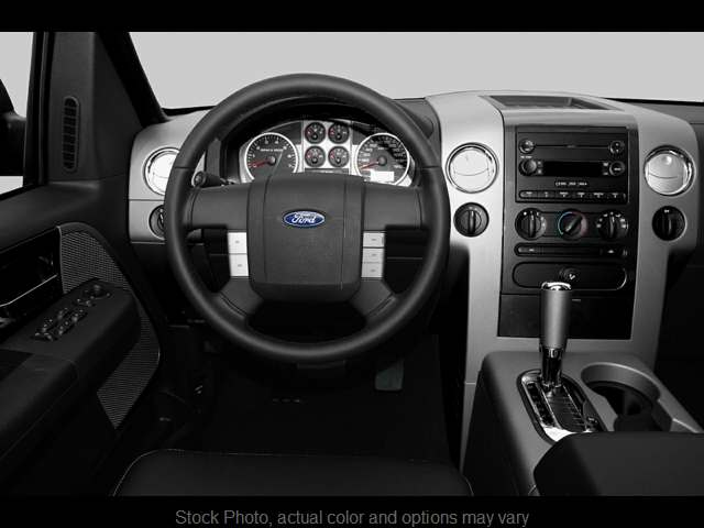 Used 2006  Ford F150 4WD Supercrew XLT 5 1/2 at Shields Auto Group near Rantoul, IL