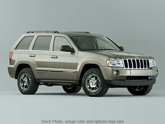 2006 Jeep Grand Cherokee 4d SUV 4WD Limited Hemi at Shook Auto Sales near New Philadelphia, OH