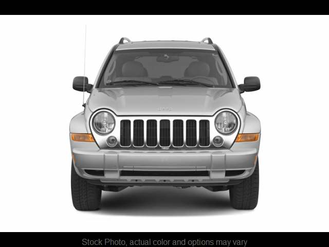 Used 2006  Jeep Liberty 4d SUV 4WD Limited at Good Wheels near Ellwood City, PA