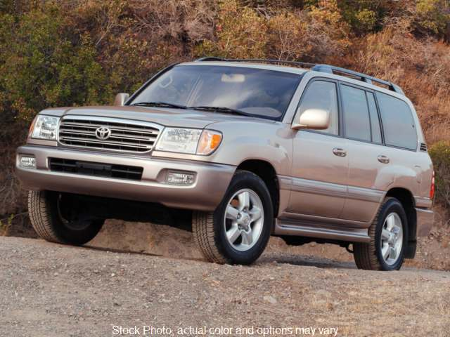 Used 2006  Toyota Land Cruiser 4d SUV at Credit Now Auto Inc near Huntsville, AL