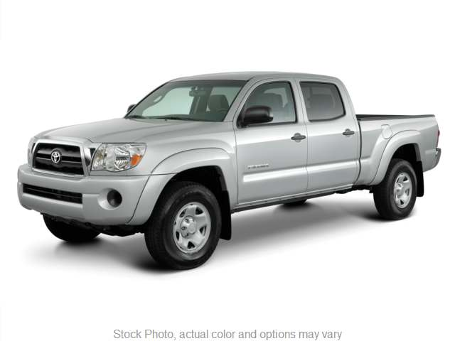 Used 2006  Toyota Tacoma 2WD D-Cab PreRunner Long Bed at Credit Now Auto Inc near Huntsville, AL