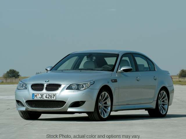 2007 BMW M5 4d Sedan at Bobb Suzuki near Columbus, OH