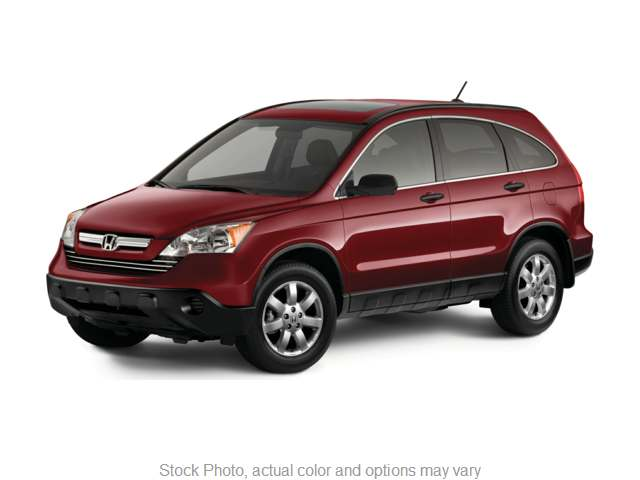 Used 2007  Honda CR-V 4d SUV 4WD EX at Graham Auto Group near Mansfield, OH