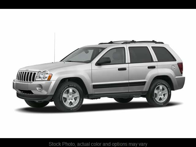 Used 2007  Jeep Grand Cherokee 4d SUV 4WD Laredo (V6) at Mahoney's Auto Mall near Potsdam, NY