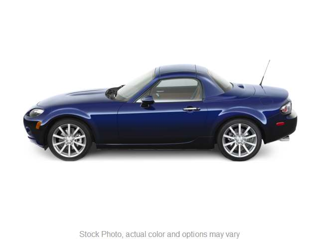 2007 Mazda MX-5 Miata 2d Convertible GT PRHT Auto at VA Cars of Tri-Cities near Hopewell, VA