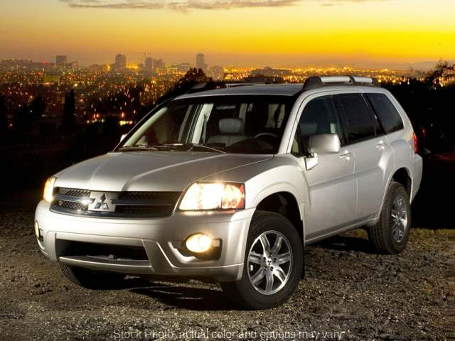 Used 2007  Mitsubishi Endeavor 4d SUV AWD LS at The Auto Plaza near Egg Harbor Township, NJ