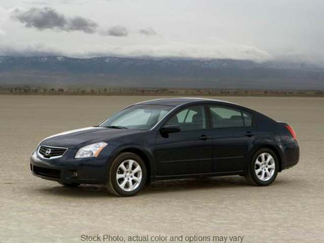 2007 Nissan Maxima 4d Sedan SE at Good Wheels near Ellwood City, PA