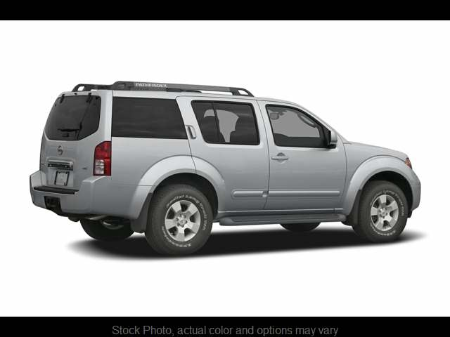 Used 2007  Nissan Pathfinder 4d SUV 4WD S at Graham Auto Group near Mansfield, OH