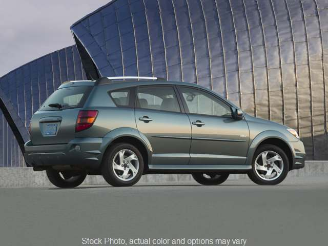 Used 2007  Pontiac Vibe 4d Sedan at Good Wheels near Ellwood City, PA