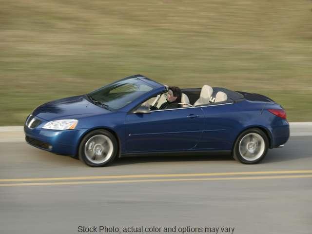 Used 2007  Pontiac G6 2d Convertible GT at Good Wheels near Ellwood City, PA