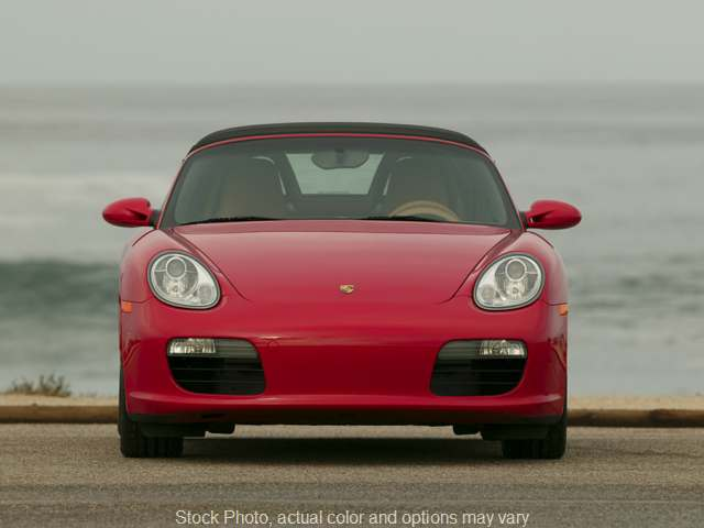 Used 2007  Porsche Boxster 2d Convertible at Bill Fitts Auto Sales near Little Rock, AR