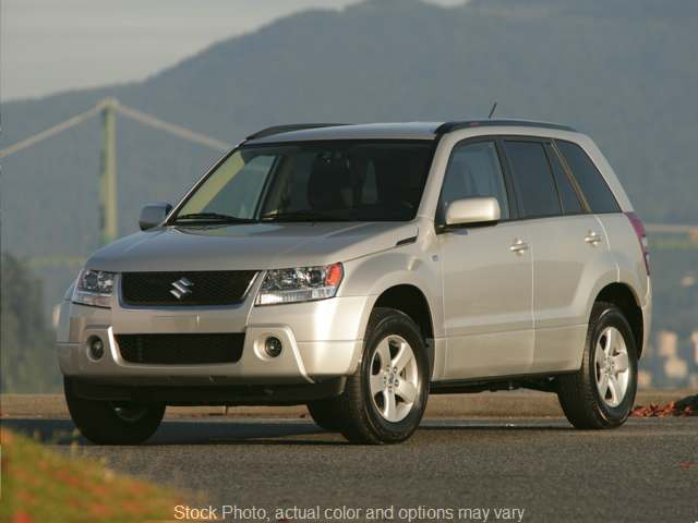 Used 2007  Suzuki Grand Vitara 4d SUV RWD Auto at Ted Ciano's Used Cars and Trucks near Pensacola, FL