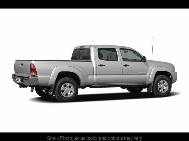 Used 2007  Toyota Tacoma 2WD D-Cab PreRunner Longbed at Kroll Auto Sales near Marion, IA