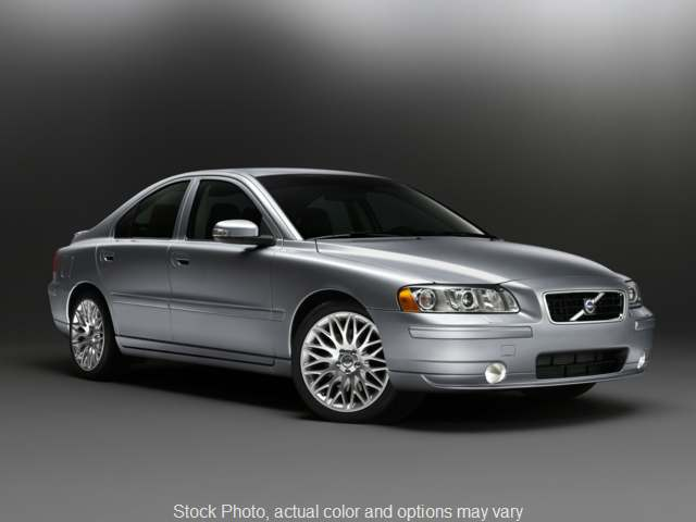 Used 2007  Volvo S60 4d Sedan 2.5T at Car Country near Aurora, IN