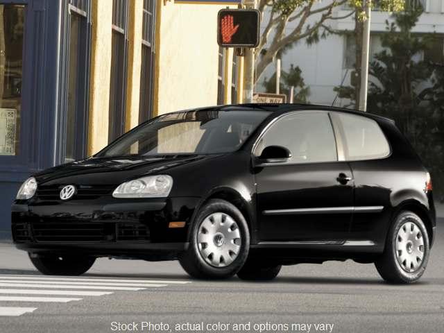 Used 2007  Volkswagen Rabbit 2d Hatchback Auto at Credit Now Auto Inc near Huntsville, AL