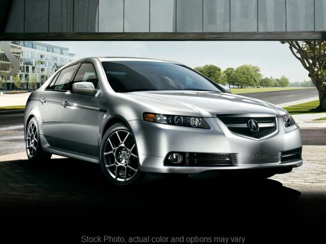 Used 2008  Acura TL 4d Sedan Type-S Auto at Graham Auto Group near Mansfield, OH