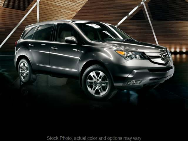 2008 Acura MDX 4d SUV Tech at CarTopia near Kyle, TX