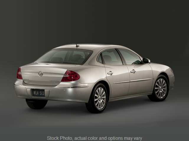 Used 2008  Buick LaCrosse 4d Sedan CX at Action Auto Group near Oxford, MS