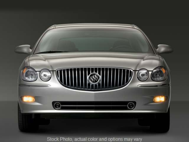 Used 2008  Buick LaCrosse 4d Sedan CX at Express Auto near Kalamazoo, MI