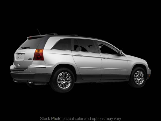 Used 2008  Chrysler Pacifica 4d SUV FWD Touring at Action Auto Group near Oxford, MS
