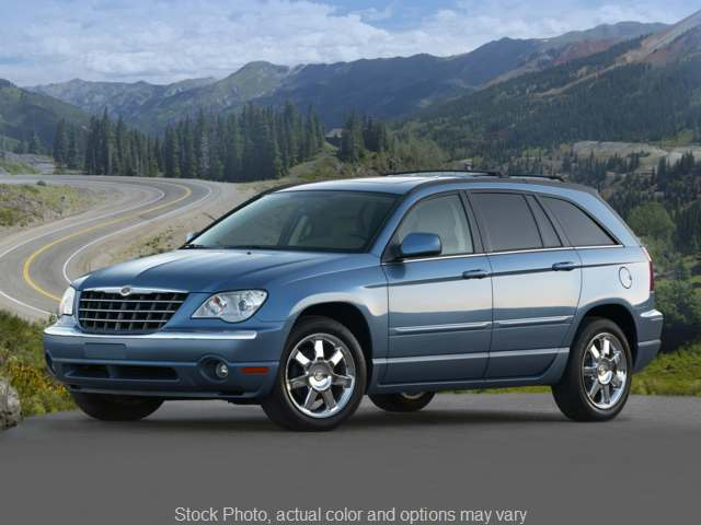 Used 2008  Chrysler Pacifica 4d SUV AWD Touring at VA Cars of Tri-Cities near Hopewell, VA