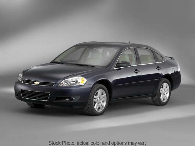 2008 Chevrolet Impala 4d Sedan LS at Good Wheels near Ellwood City, PA