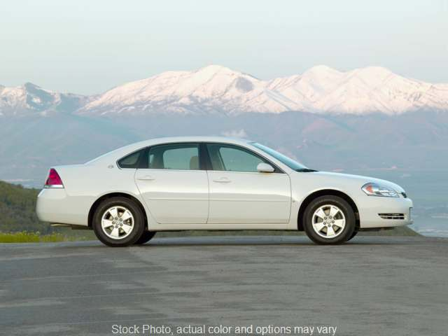 Used 2008  Chevrolet Impala 4d Sedan LS at Action Auto Group near Oxford, MS