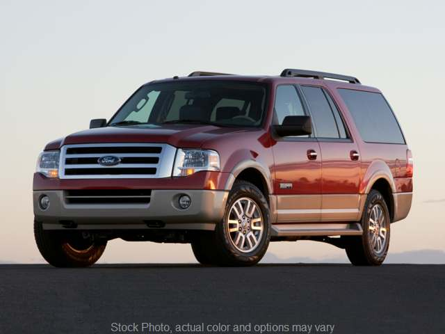 Used 2008  Ford Expedition EL 4d SUV 2WD King Ranch at Midgette Auto near Harbinger, NC