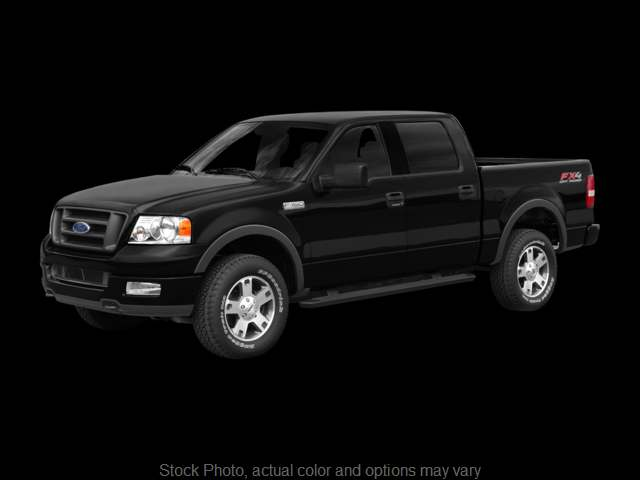 2008 Ford F150 4WD Supercrew XLT 5 1/2 at City Wide Auto Credit near Oregon, OH