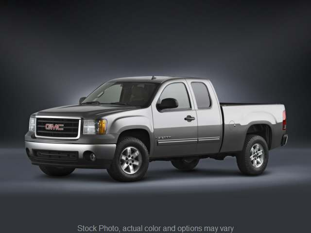 2008 GMC Sierra 1500 4WD Ext Cab SLE1 at Shook Auto Sales near New Philadelphia, OH