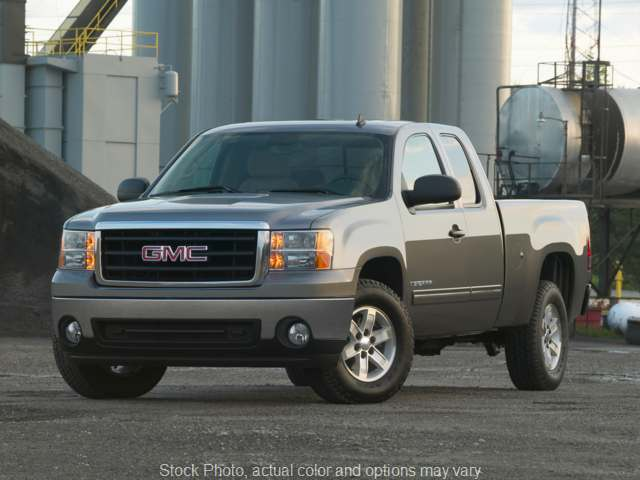 Used 2008  GMC Sierra 1500 4WD Ext Cab SLE1 at City Wide Auto Credit near Oregon, OH