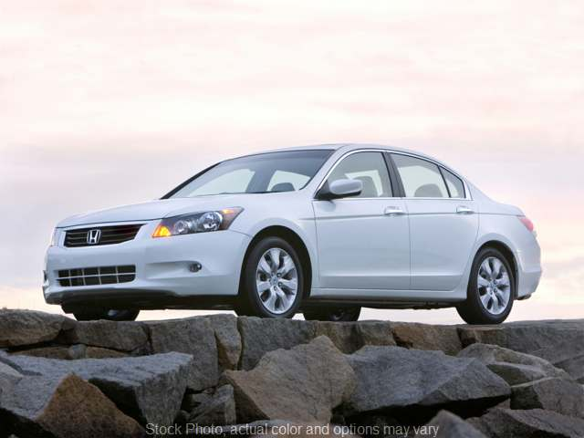 2008 Honda Accord Sedan 4d LX Auto at Carl Hogan Honda near Columbus, MS