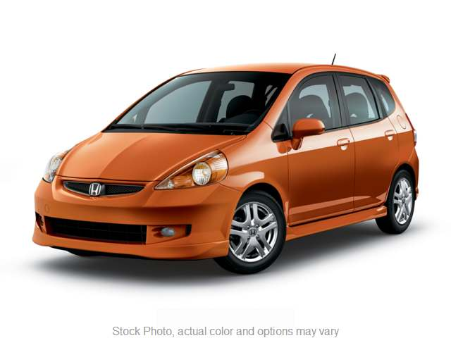 2008 Honda Fit 5d Hatchback Sport 5spd at Camacho Mitsubishi near Palmdale, CA