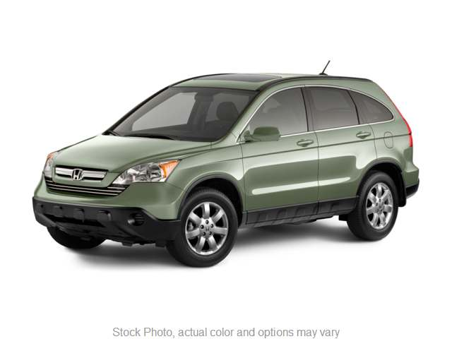 Used 2008 Honda CR-V 4d SUV 4WD EX-L at VA Cars of Tri-Cities near Hopewell, VA
