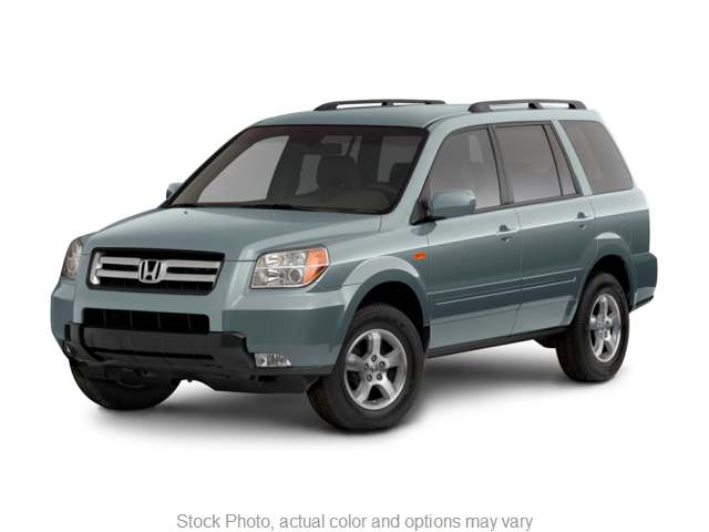 Used 2008 Honda Pilot 4d SUV 4WD EX at Springfield Select Autos near Springfield, IL