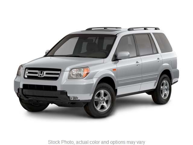 2008 Honda Pilot 4d SUV FWD EX-L w/DVD at Graham Auto Group near Mansfield, OH