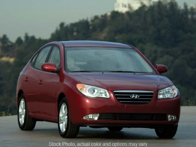 Used 2008 Hyundai Elantra 4d Sedan GLS PZEV at Atlas Automotive near Mesa, AZ