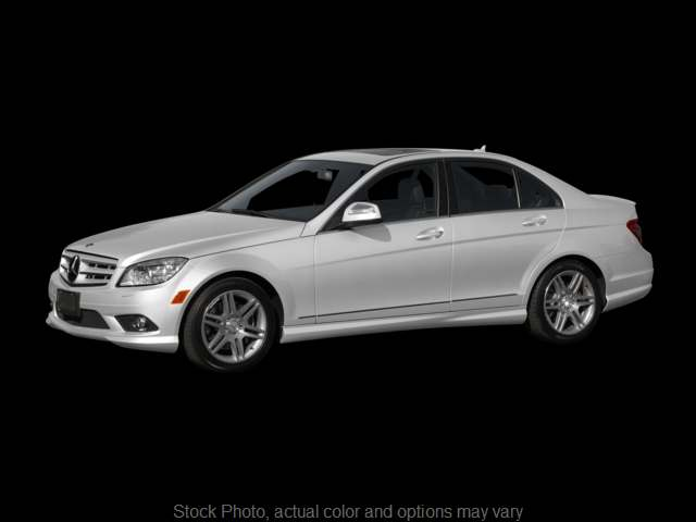 2008 Mercedes-Benz C-Class 4d Sedan C350 Sport at Mattingly Motors near Metairie, LA
