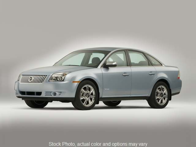 2008 Mercury Sable 4d Sedan Premier AWD at Good Wheels near Ellwood City, PA