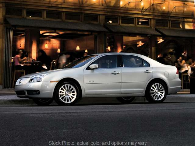 Used 2008  Mercury Milan 4d Sedan at Carriker Auto Outlet near Knoxville, IA
