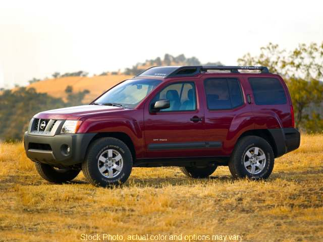 2008 Nissan Xterra 4d SUV 4WD Off Road Auto at Royal Car Center near Philadelphia, PA