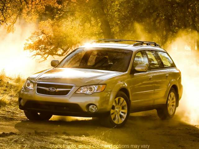 Used 2008  Subaru Outback 5d Wagon Auto at Credit Now Auto Inc near Huntsville, AL