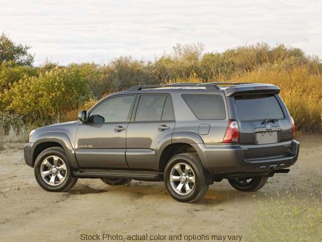 Used 2008  Toyota 4Runner 4d SUV RWD SR5 (V6) at Bill Fitts Auto Sales near Little Rock, AR
