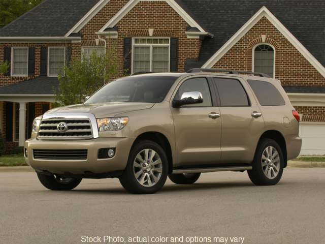 2008 Toyota Sequoia 4d SUV 4WD Limited at CarTopia near Kyle, TX