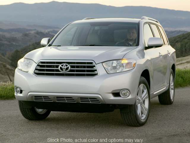 2008 Toyota Highlander 4d SUV FWD at Pekin Auto Loan near Pekin, IL